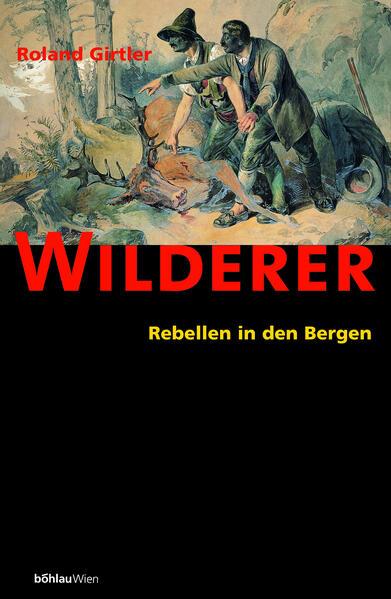 Wilderer als Buch