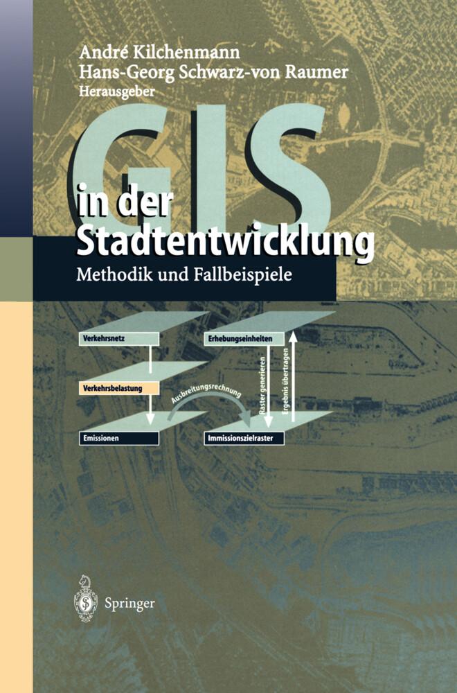 GIS in der Stadtentwicklung als Buch