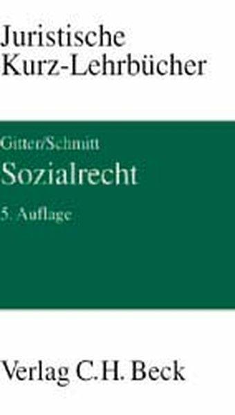 Sozialrecht als Buch