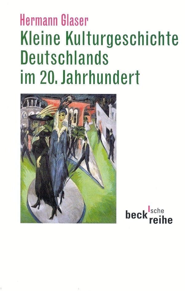 Kleine Kulturgeschichte Deutschlands im 20. Jahrhundert als Taschenbuch