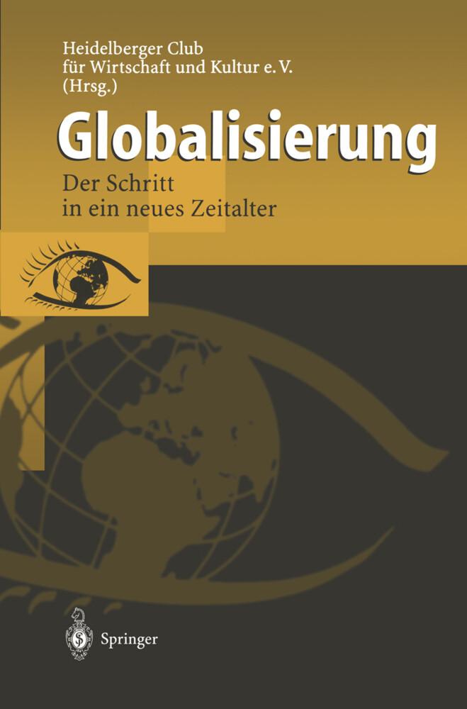 Globalisierung als Buch