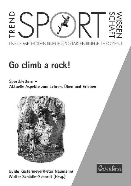 Go climb a rock! als Buch