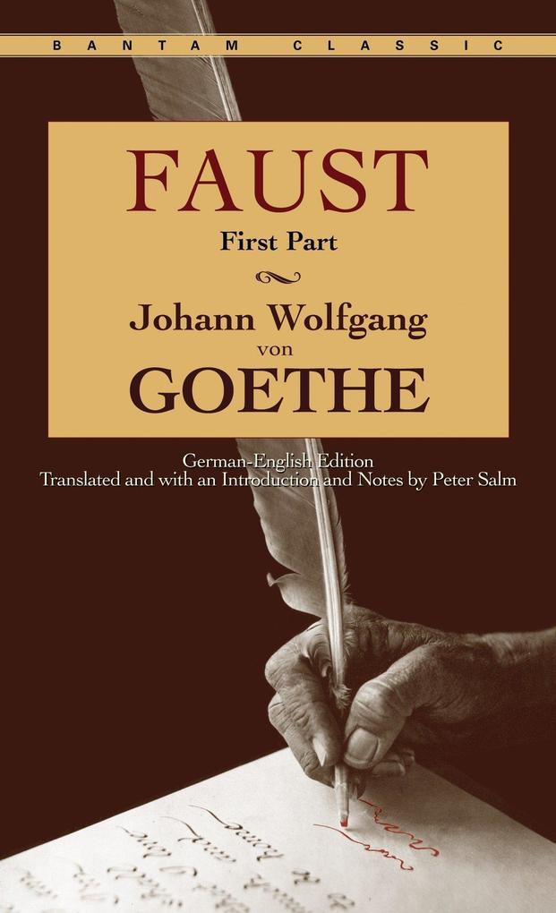 Faust 1 als Taschenbuch