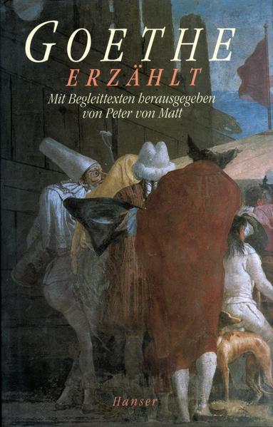 Goethe erzählt als Buch