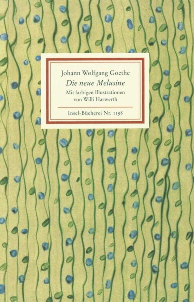 Die neue Melusine als Buch