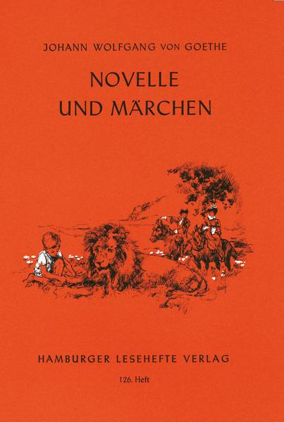 Novelle und Märchen als Taschenbuch