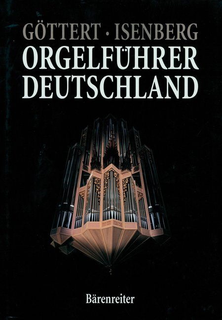 Orgelführer Deutschland als Buch