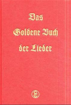 Das Goldene Buch der Lieder als Buch