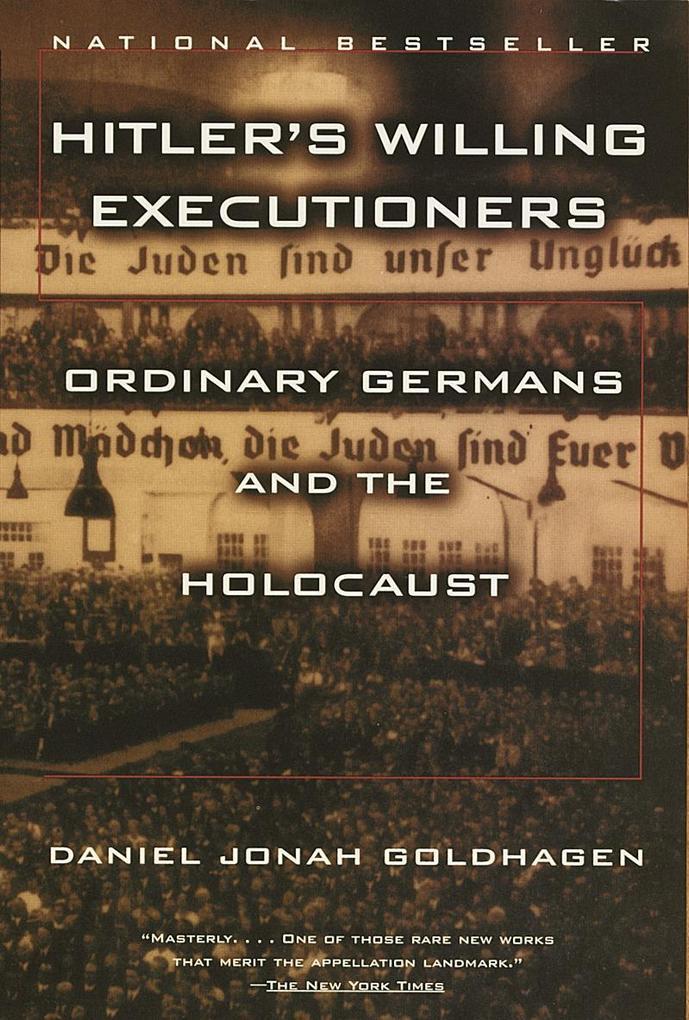 Hitler's Willing Executioners als Taschenbuch
