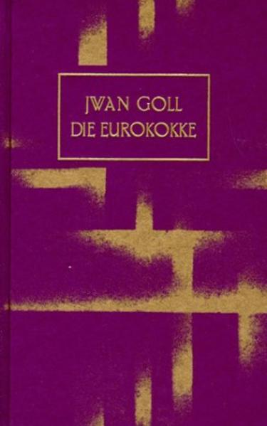 Die Eurokokke als Buch