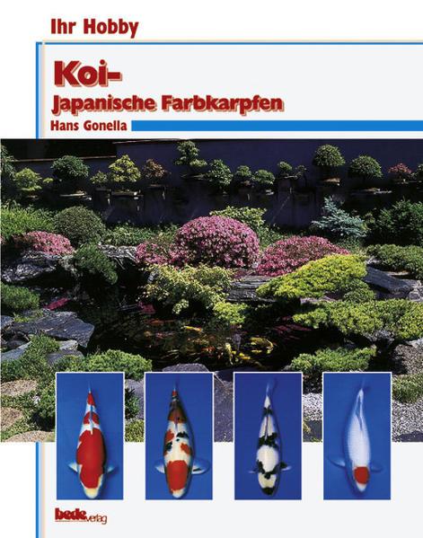 Ihr Hobby Koi als Buch
