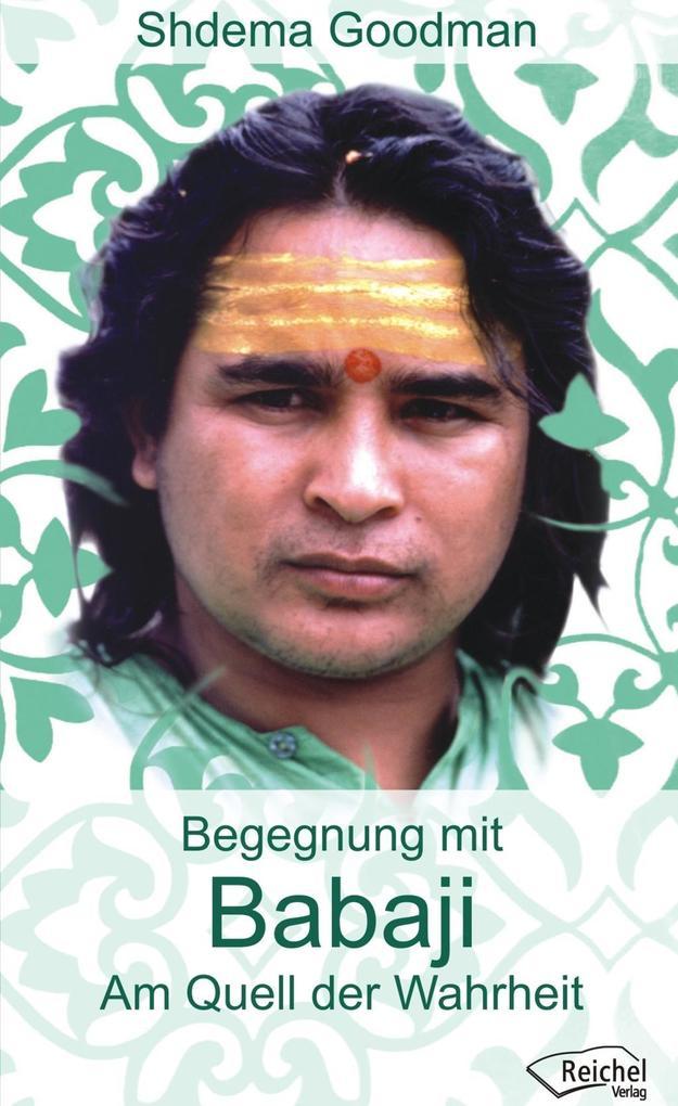 Babaji. Am Quell der Wahrheit als Buch