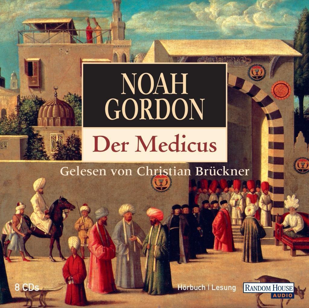Der Medicus. 8 CDs als Hörbuch