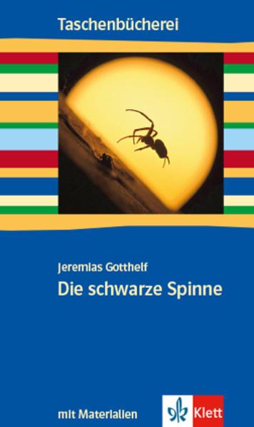 Die schwarze Spinne als Buch