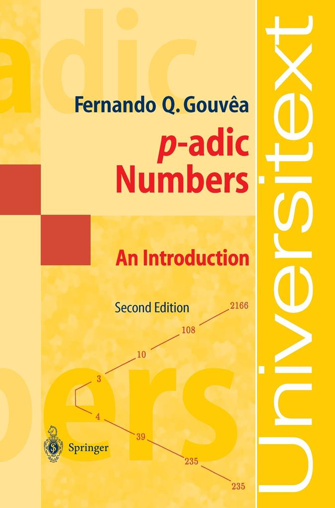 p-adic Numbers als Buch