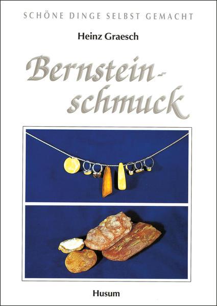 Bernsteinschmuck als Buch