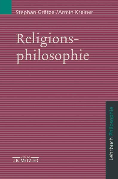Religionsphilosophie als Buch