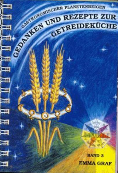 Gastronomischer Planetenreigen als Buch