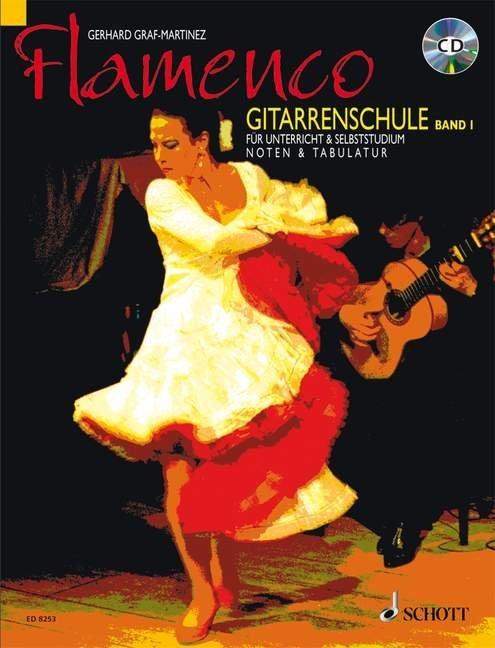 Flamenco Gitarrenschule 1. Mit CD als Buch