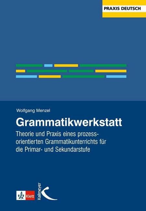 Grammatikwerkstatt als Buch