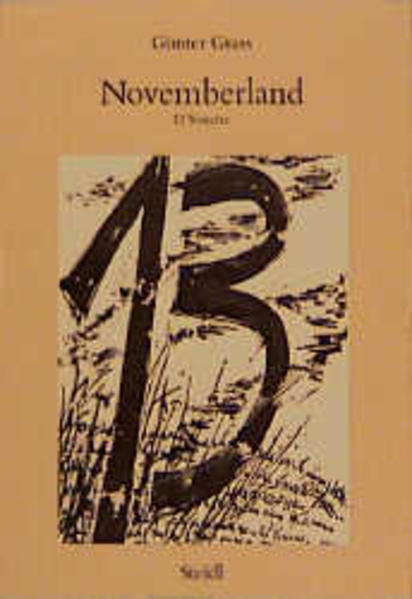 Novemberland als Buch