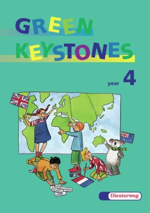 Green Keystones 4. Activity Book als Buch