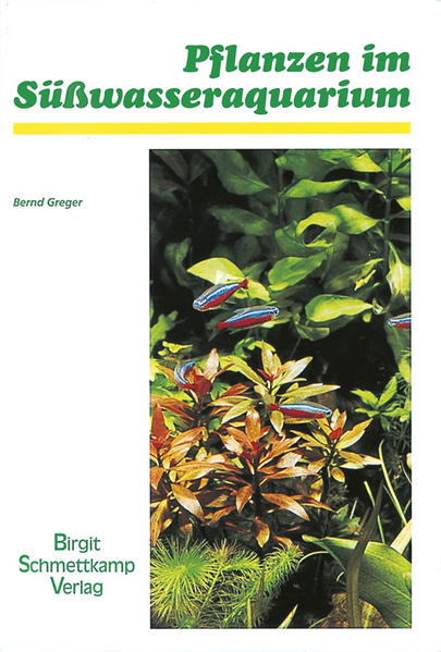 Pflanzen im Süßwasser-Aquarium als Buch