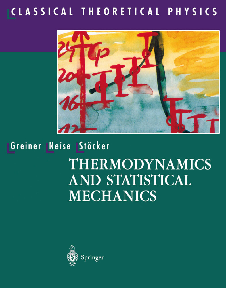 Thermodynamics and Statistical Mechanics als Buch