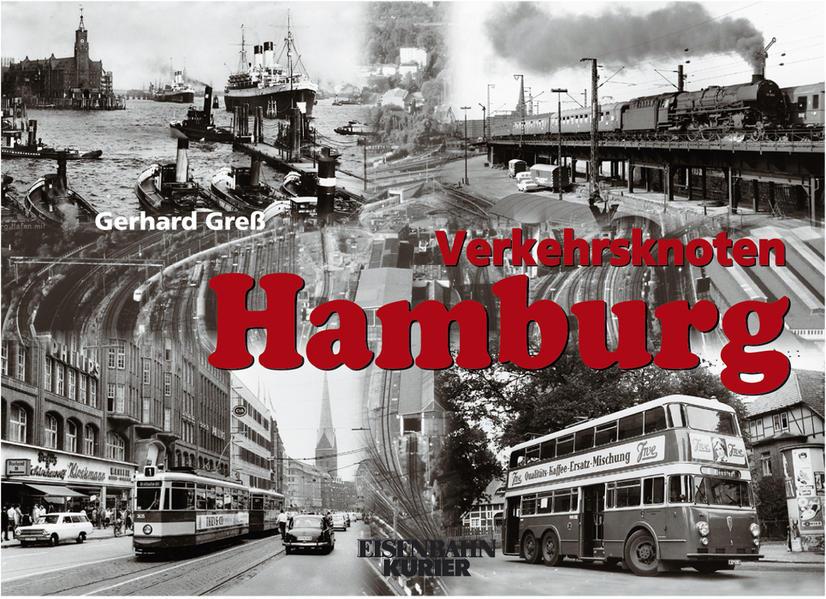 Verkehrsknoten Hamburg als Buch