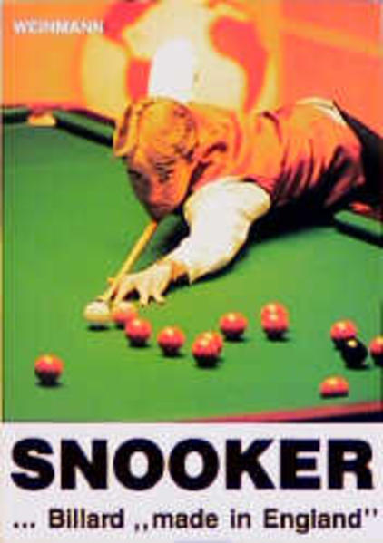 Snooker. Billard 'made in England' als Buch