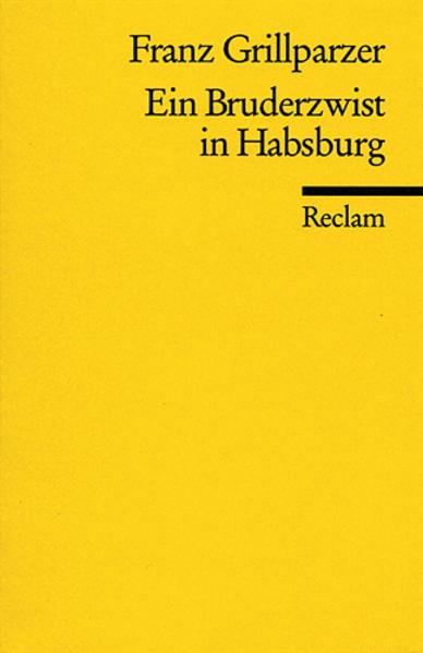 Ein Bruderzwist in Habsburg als Taschenbuch