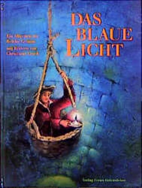Das blaue Licht als Buch