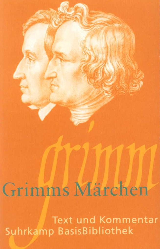 Grimms Märchen als Taschenbuch