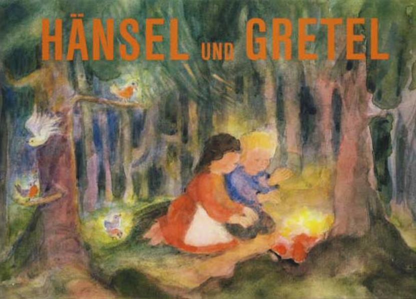 Hänsel und Gretel als Buch