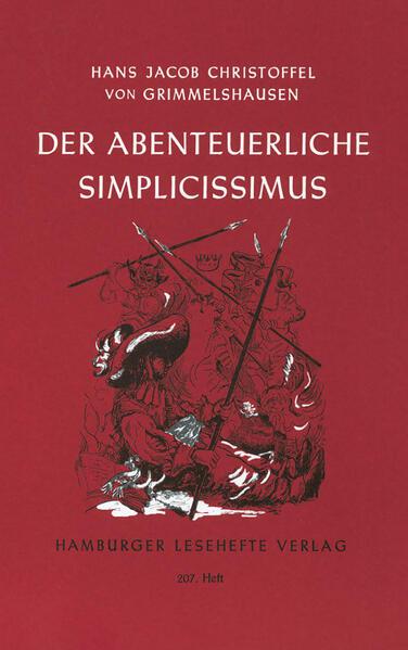 Der abenteuerliche Simplicissimus als Taschenbuch