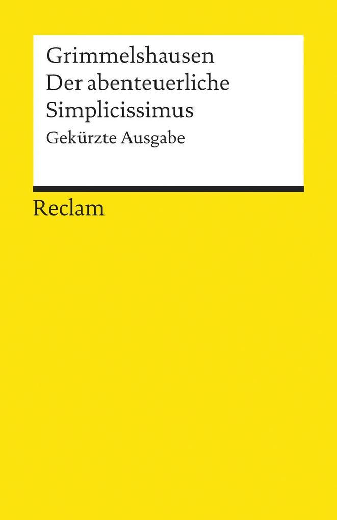 Simplicissimus (Auswahl) als Taschenbuch