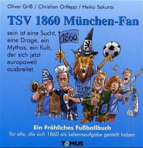 TSV 1860 München Fan als Buch