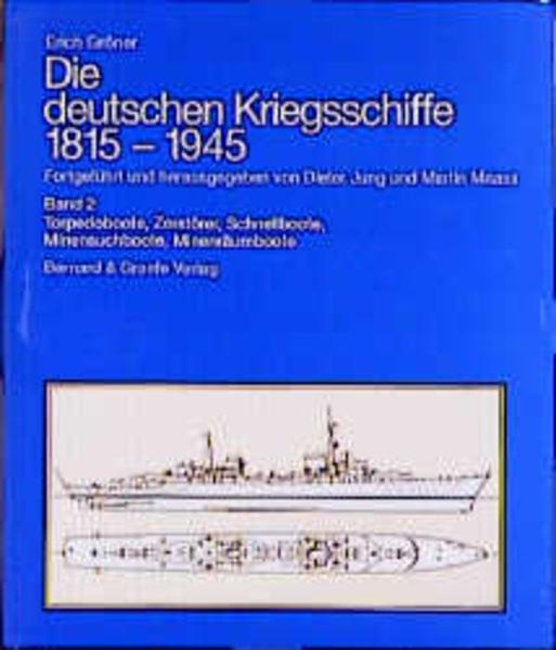 Torpedoboote, Zerstörer, Schnellboote, Minensuchboote, Minenräumboote als Buch