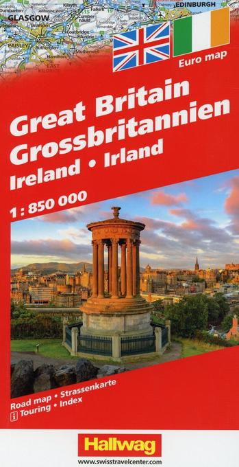 Großbritannien 1 : 850 000 als Buch