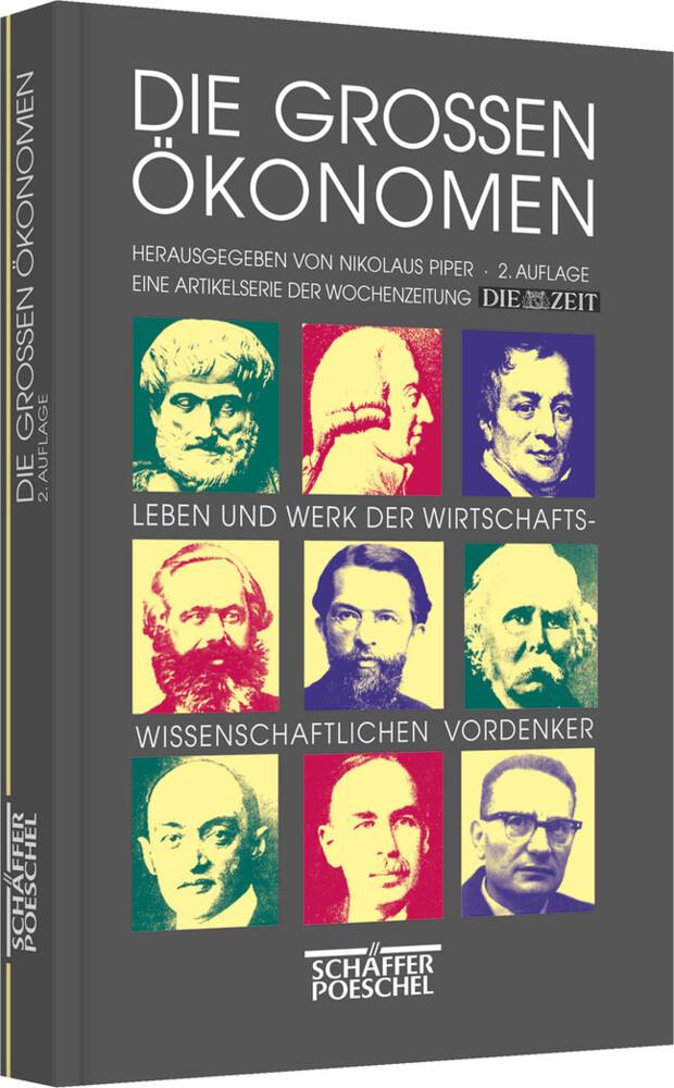 Die großen Ökonomen als Buch