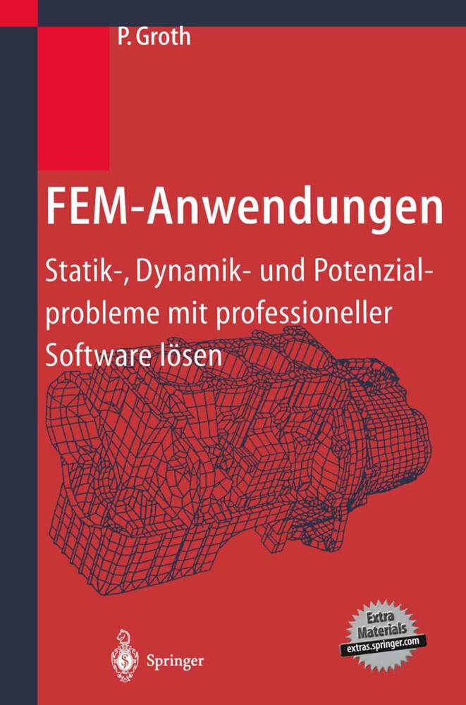 FEM-Anwendungen als Buch