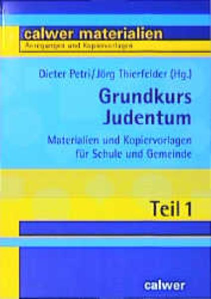 Grundkurs Judentum als Buch