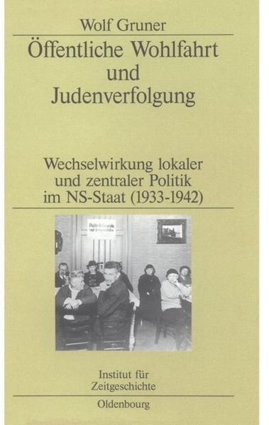 Öffentliche Wohlfahrt und Judenverfolgung als Buch