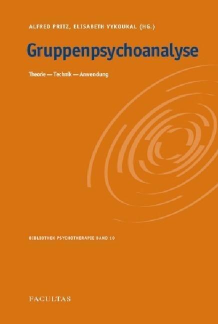 Gruppenpsychoanalyse als Buch