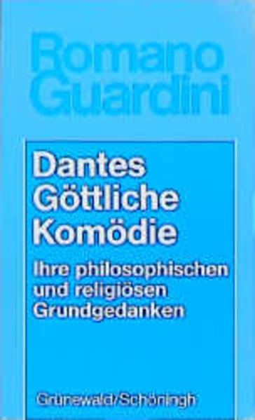 Dantes Göttliche Komödie als Buch
