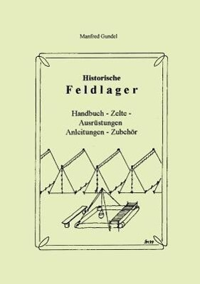 Historische Feldlager als Buch