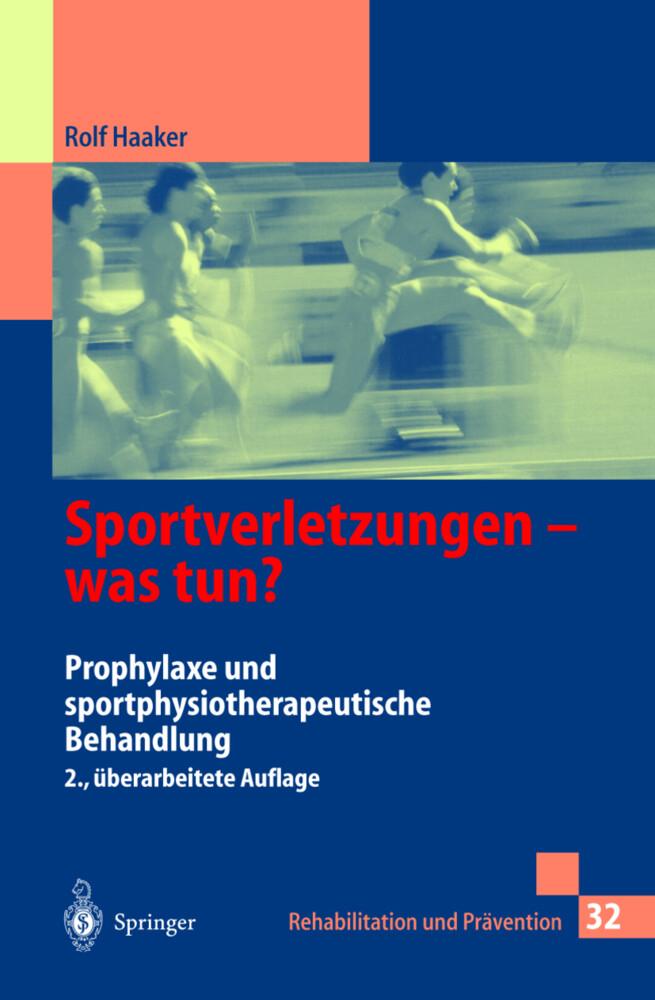 Sportverletzungen - was tun? als Buch