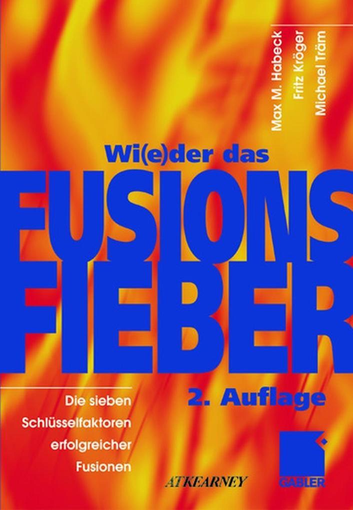 Wi(e)der das Fusionsfieber als Buch