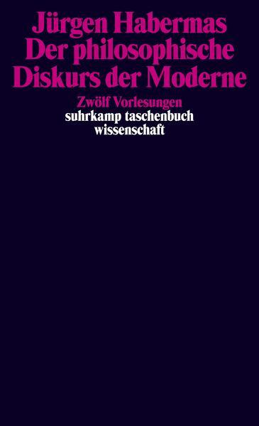 Der philosophische Diskurs der Moderne als Taschenbuch