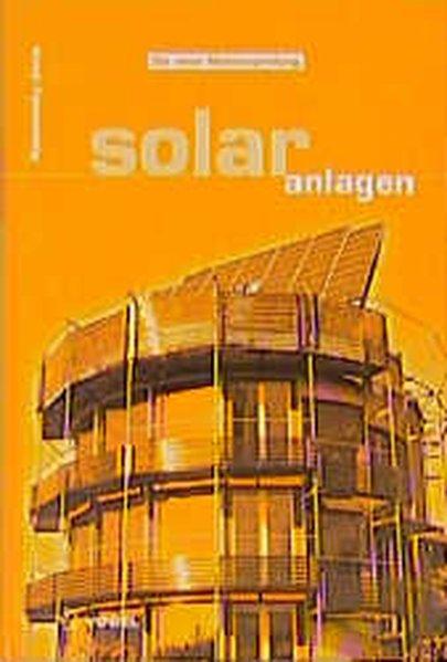 Solaranlagen als Buch